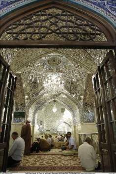 Hall Dar al-Izzah (House of Glory) -Holy Shrine of Imam Rida (P) - 63