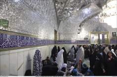 Sala Dar ash-Sharaf (Casa de Honra)- Santuário do Imam Rida (AS) - Mashad Irã - 2