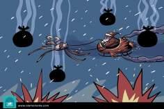 Caricatura - Santa...