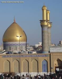 Santuario del Abalfadl Al-Abbas(P) en Karbala - 4