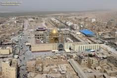 Sanctuaire de l'Imam Ali (P), Najaf, Irak - 13
