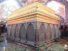 Mausoléu do Imam Ali (AS) um local de peregrinação para os muçulmanos