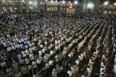 Santuario del imam Reda (a.s.) en Mashhad / Oración de la noche en comunidad - 34
