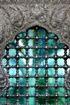 Santuário do Imam Rida (AS), na sagrada Mashad, Irã