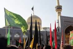 Santuario del Imam Rida, Mashad