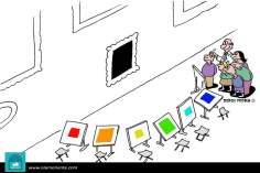 Умонастроение (карикатура)