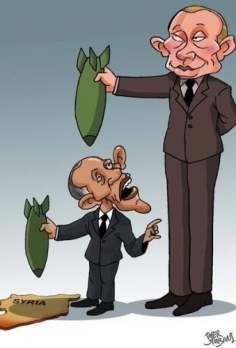 ¡Tira la bomba! (caricatura)