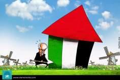 Build settlements (Caricature)