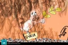 Contaminación ambiental… (Caricatura)