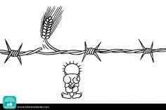 Fiducia in domani (Caricatura)