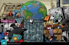 Fin de utilidades (Caricatura)