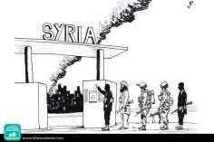 Orari di lavoro ( Caricatura )