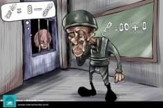 les mathématiques déraisonnables (Caricature)
