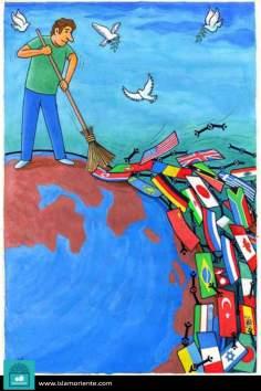 Limpieza profunda (Caricatura)