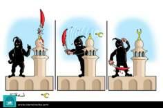 La logica semplice… (Caricatura)
