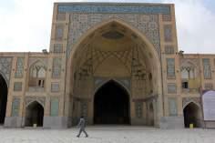 Mezquita Hakim. IRAN - Isfahan