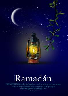 Der heilige Monat Ramadan  - Monat des Fastens - Bild des Tages