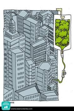 Emergenza (Caricatura)