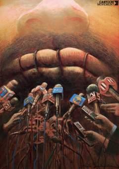 Libertad de Expresión (Caricatura)