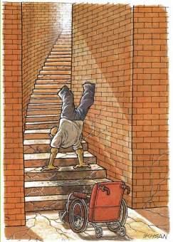 Siempre hay una manera (Caricatura)