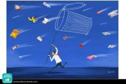 Vientos mal queridos (Caricatura)