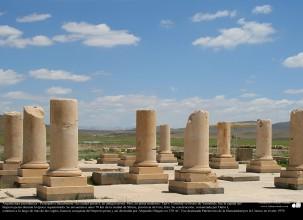 Arquitectura Preislámica - Persépolis, o Pars o Tajt-e Yamshid «el trono de Yamshid», cerca de Shiraz - 6