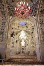 Sala Dar al-Hedaya (la Casa de la Guía) - Santuario del Imam Rida (P) - 64