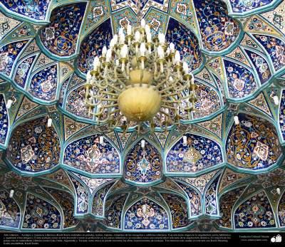 Arte islámico – Azulejos y mosaicos islámicos (Kashi Kari) - 55