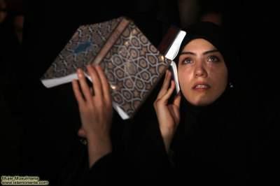 Mujeres en la Noche del Decreto-Lailatul Qadr