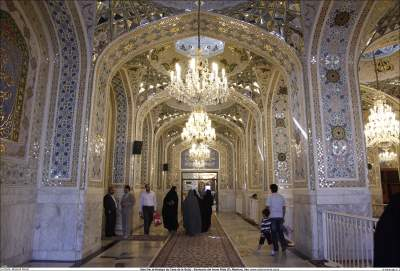 Sala Dar al-Hedaya (la Casa de la Guía) - Santuario del Imam Rida (P) - 65