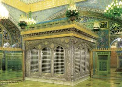 Sagrada Tumba del Imam Reda (a.s.) en Mashhad - 28