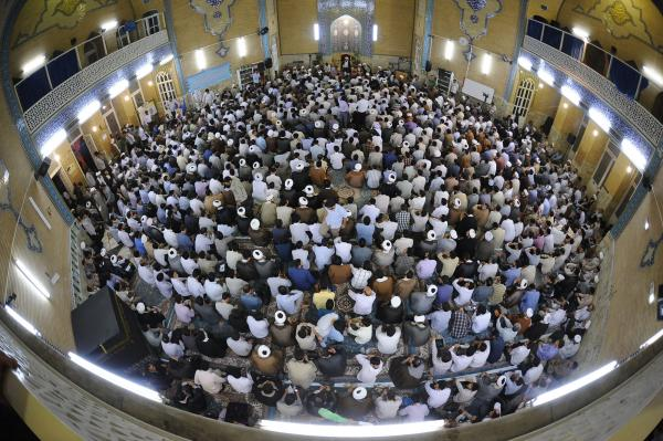 Mezquita - Foto: Mohsen Ghaemi