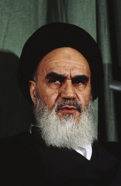 Imam Jomeini (Khomeini) - 8