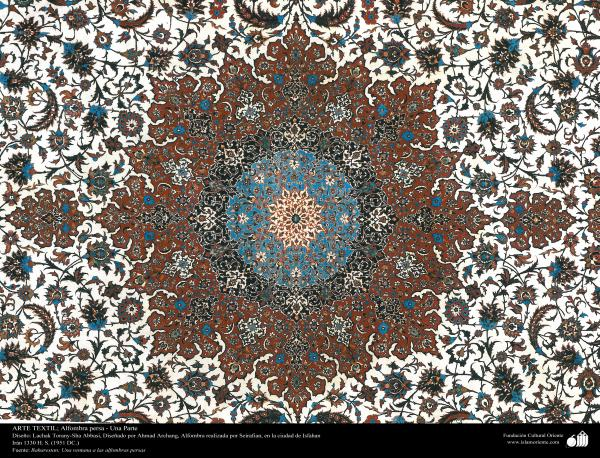 Persian Rug The Famous Made In Kerman City Iran In
