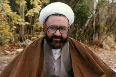 Sr. Morteza Motahhari, um dos mártires da revolução islâmica do Irã