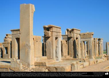 Preislamic Arquitechture- Persepolis, or Pars Takht-e Yamshid «Yamshid's throne», near Shiraz - 23