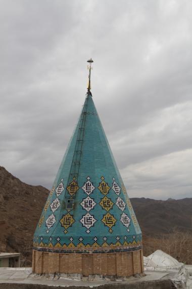 المعمارية الإسلامية - قم - ایران - تصویر: علی اسفنجار