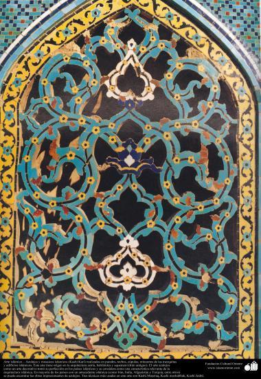 Arte islámico – Azulejos y mosaicos islámicos (65)