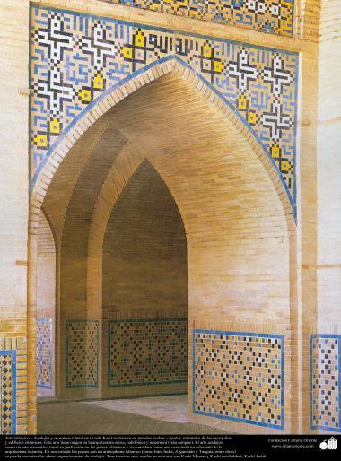 イスラム建築(装飾のためにモスクやイスラム世界における建物で使用されるタイル) - 92