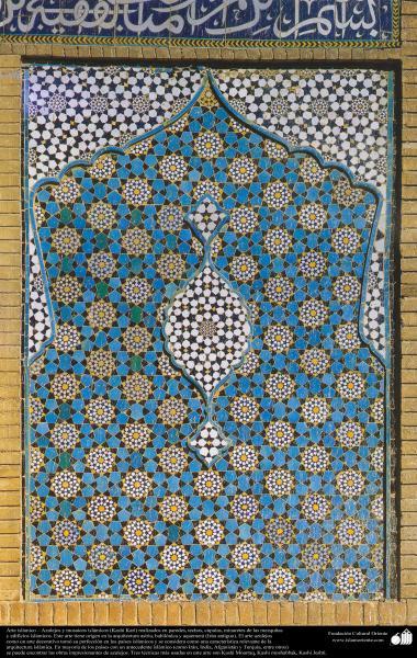 Arte islámico – Azulejos y mosaicos islámicos (Kashi Kari) - 60