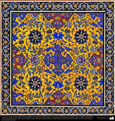イスラム建築(イスラム世界におけるモスクなどののデコレーション)-53