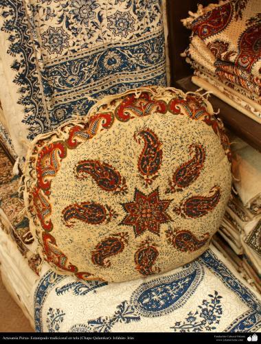 Исламское искусство - Ремесло - Каменная мельница , печатание с ручкой - 4