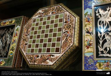 Persian Art - Jatam Kari (marquetery and ornamentation) - 41