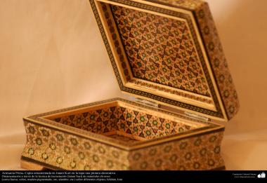 Handicraft – Marquetry and Decoration of objects (Jatam Kari) - 85