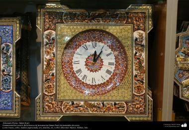 Artesanía Persa- Jatam Kari (Marquetería y Ornamentación de objetos) - 59