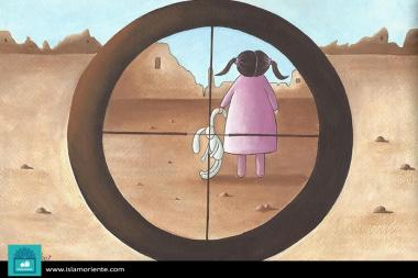 Objetivo claro (caricature)