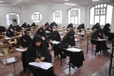 Muslimische Frauen. Islamische Welt und Frauen - Bild des Tages