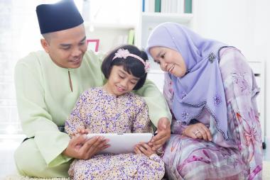 Família muçulmana (2)