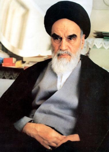پوسٹر - امام خمینی (ره) - ۱۵