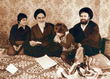 Poster di Imam Khomeini-34